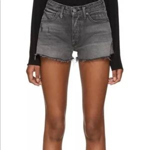 GRLFRND The Cindy Mid-Rise Shorts NWT size 24